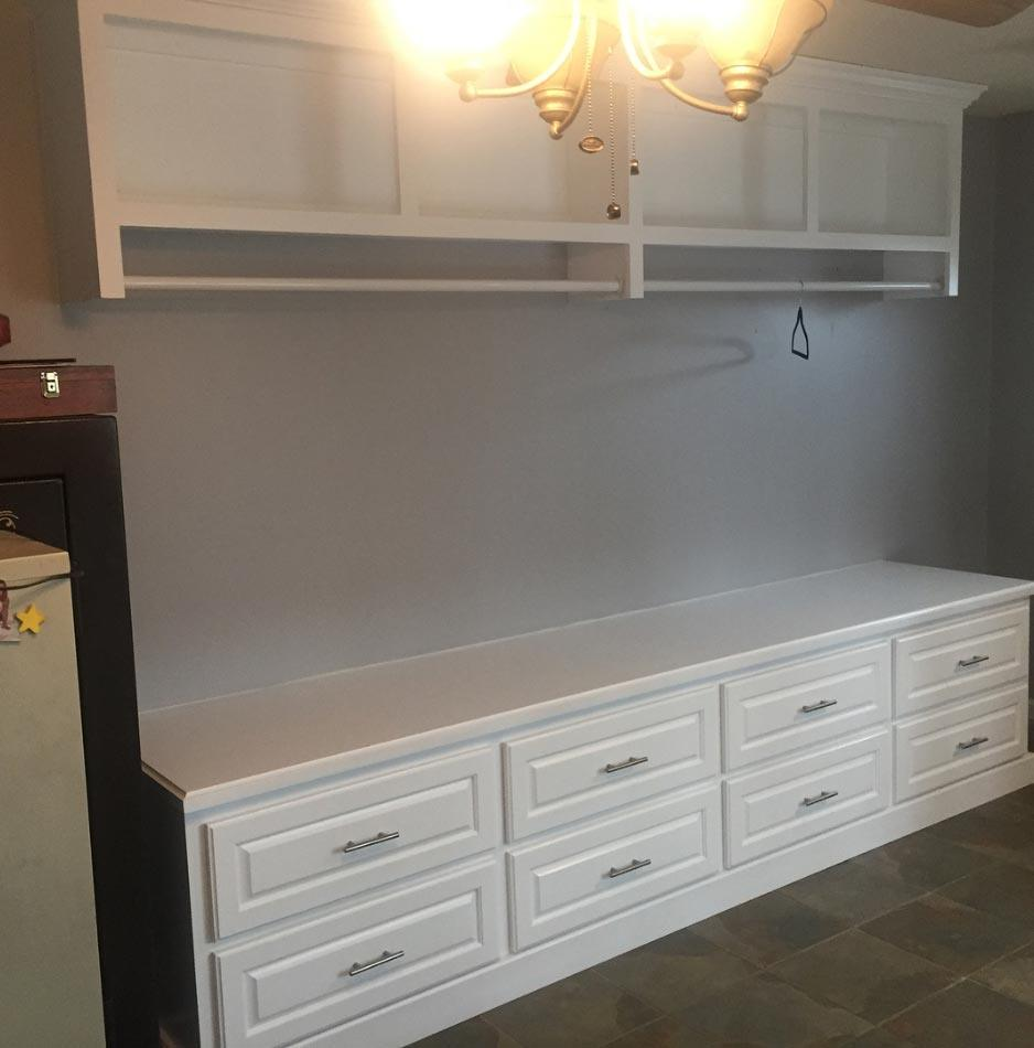 Custom cabinets fort myers storage